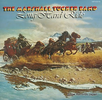 MARSHALL TUCKER BAND, THE long hard ride