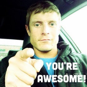 you are awesome - really