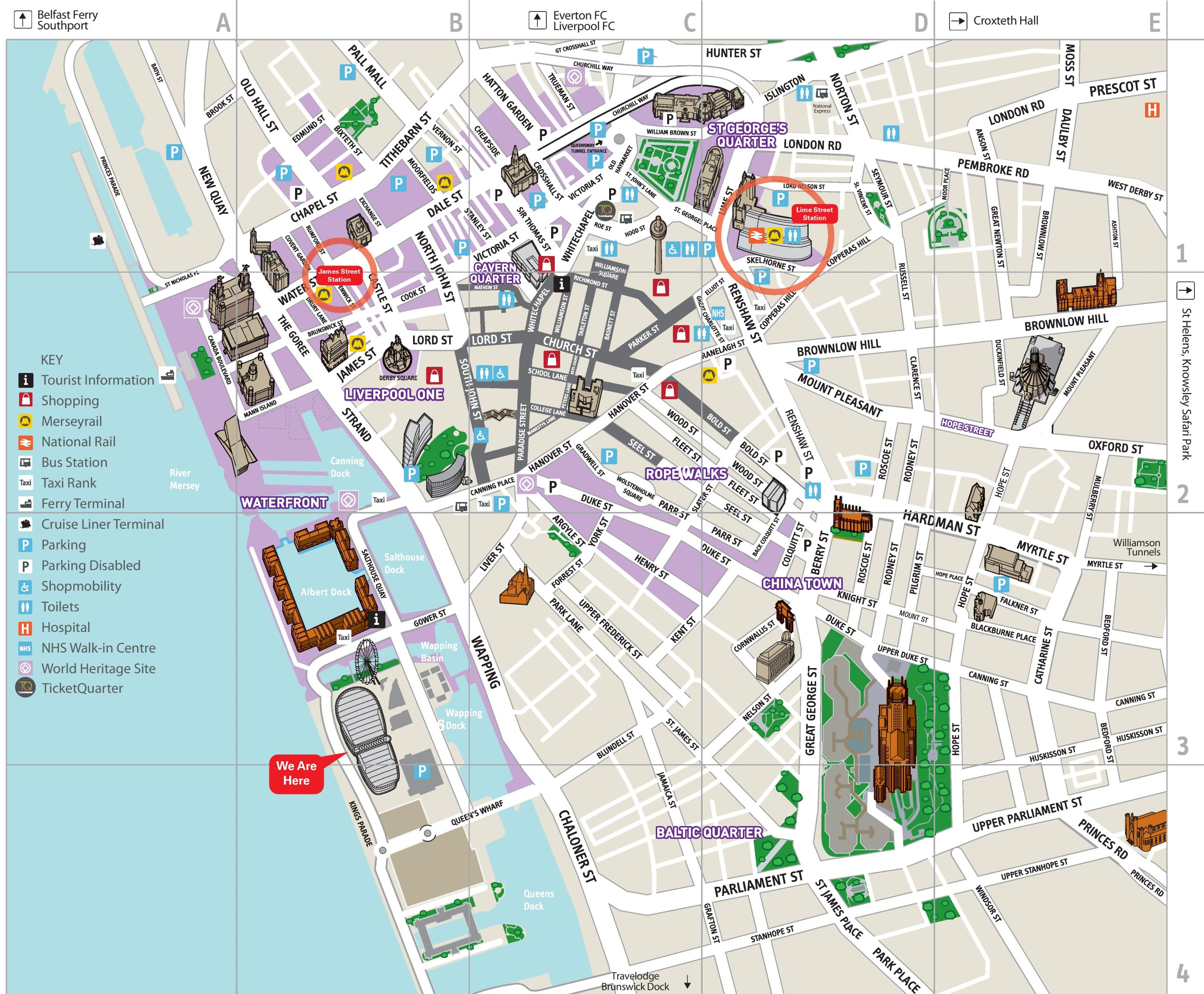 Street Map Of Liverpool Docks - About Dock Photos Mtgimage.Org