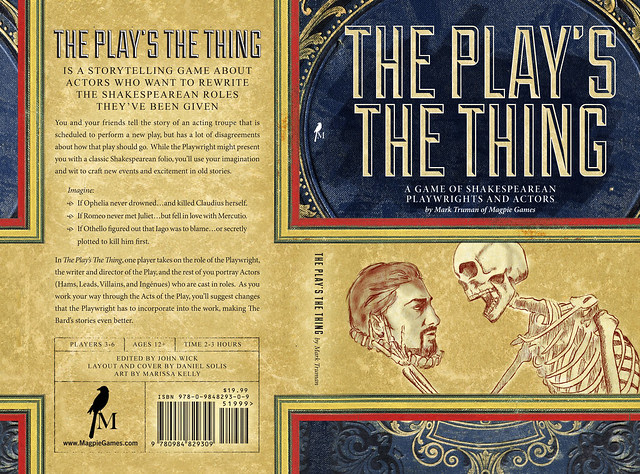 The Play's the Thing - Final Cover
