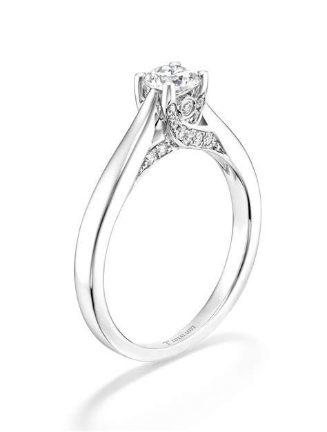 Ideal Love Diamond Engagement Rings By Tolkowsky Available