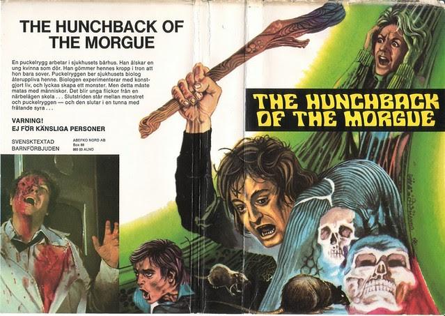 Barhusassistenten (VHS Box Art)