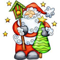 Best Dibujos De Navidad Para Imprimir A Color Image Collection