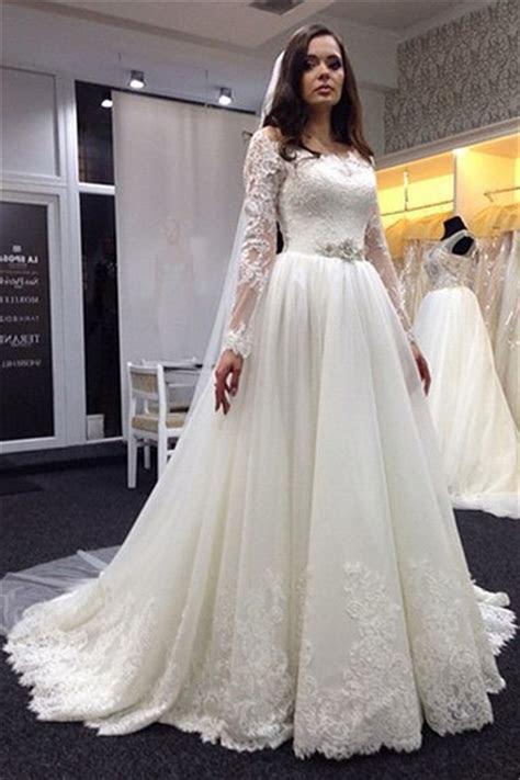 Lace Vestidos De Noiva Plus Size Wedding Dresses Long