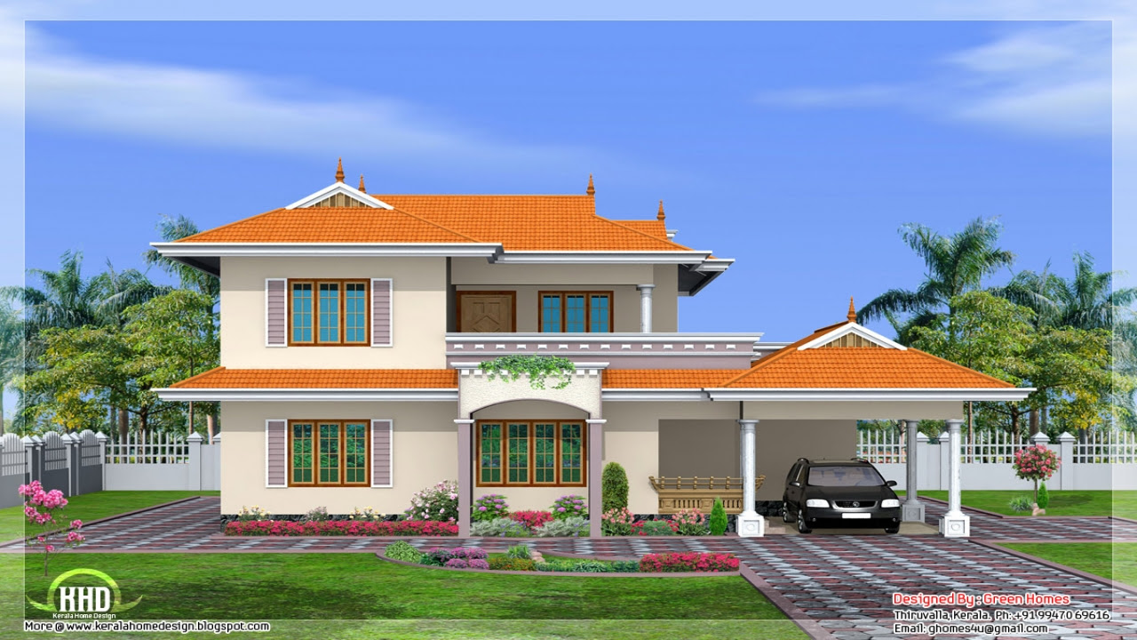 House Design In India Simple