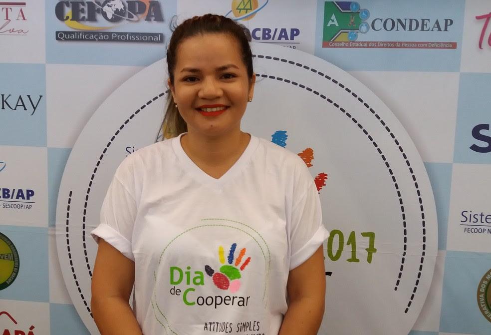 Superintendente do OCB no Amapá, Patrícia Souza (Foto: Jéssica Alves/G1)