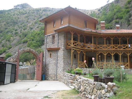 Sveti Arhangel Monastery near Prizren
