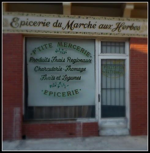 Épicerie du Marché aux Herbes