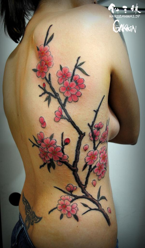 30 Awesome Cherry Tattoos Designs Art And Design