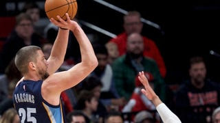 "Blazers Promise To ""Be More Mindful"" After Sparking Chandler Parsons-C.J. McCollum Twitter Spat"