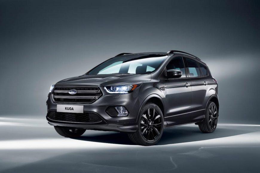 Ford Kuga 2017 - Vorstellung des neuen Ford Kuga 2017 in ...