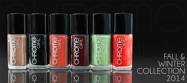 $75 Chrome Girl Nail Polish Giveaway | HelloNatural.co