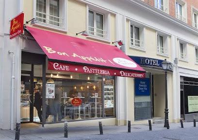 Hotel Avenida Gran Vía
