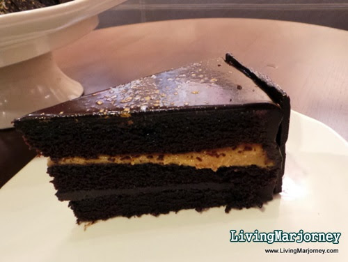 CLASSIC CHOCOLATE CAKE, by LivingMarjorney on Flickr
