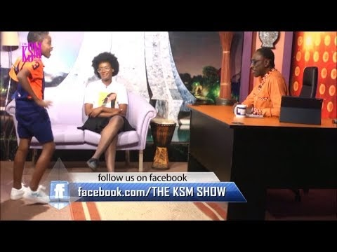 KSM Show- Hanging out with the girls, DJ Switch Ghana and Poetra Asantewaa part 2