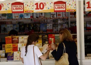 El plano, las firmas y toda la información práctica de la Feria del Libro de Madrid