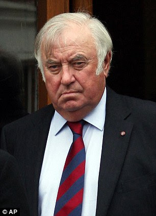 New allegation: Police are believed to be investigating a second sex assault claim against Jimmy Tarbuck