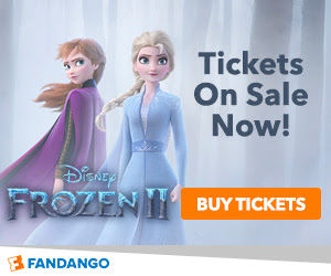 300x250 Frozen II Tickets On Sale Now!