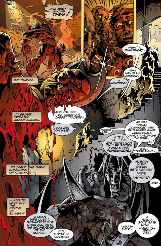 Helden Issue 1 Page 3