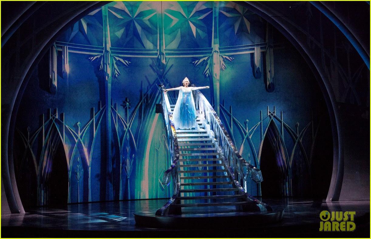 Frozen Broadway Bootleg