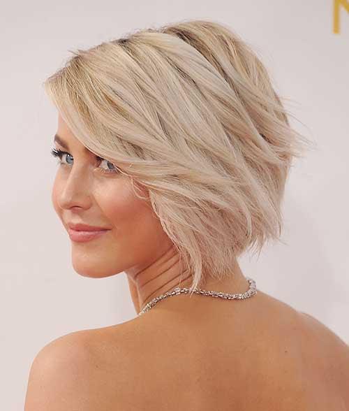 20 Best Short Bleached Blonde Hair | Short Hairstyles 2017 ...