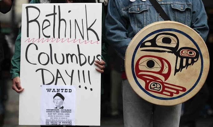 Columbus Day 2013 - American Cultural Literacy 101