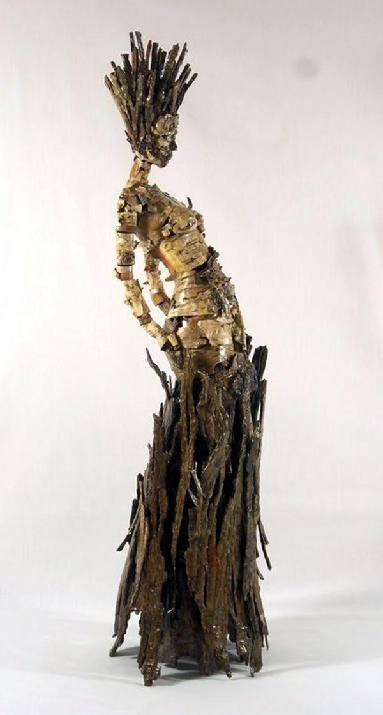 Astonishingly Life-Like Figuratives Sculptures (8)
