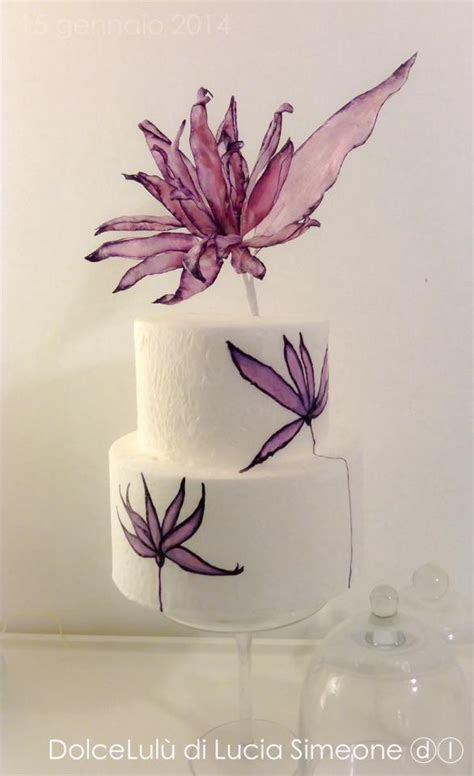 Wafer paper flowers   meravigliosi, delicatissimi fiori di