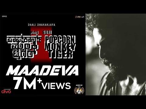 Popcorn Monkey Tiger - Maadeva kannada song
