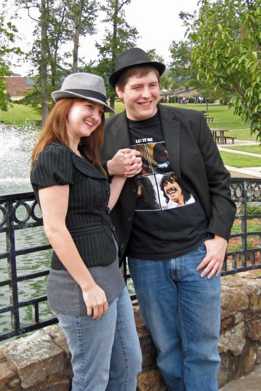 Gavin and Rachel 14