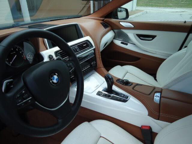 Car Interior Detailing Madison Wi