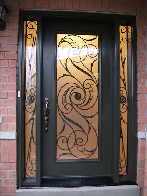 Windows And Doors Toronto Wrought Iron Door Exterior Door Milan