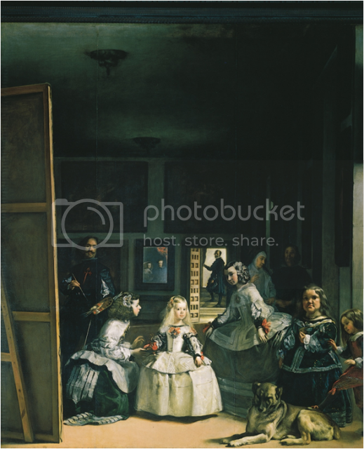 Diego Velasquez, Las Meninas (The Maids of Honor) (1656) Pictures, Images and Photos