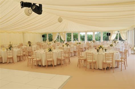 Wedding marquee hire and marquees for private events
