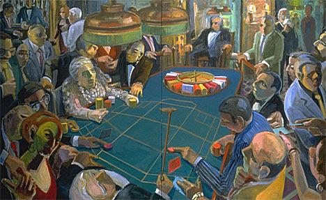 Καζίνο πίνακες ζωραφικής