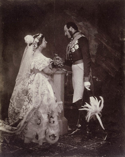 Queen Victoria and Prince Albert, Buckingham Palace