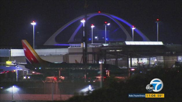 Secret military operations to divert LAX planes for a week