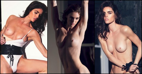 Hilary Rhoda Nude Pictures Exposed (#1 Uncensored)