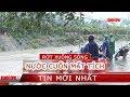 Báo Pháp Luật Plus: Lâm Đồng: Đi xe máy qua đoạn nước chảy xiết, một người bị nước cuốn trôi