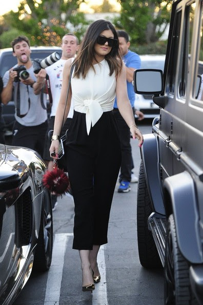 Kylie Jenner - Kylie Jenner Does Lunch in West Hollywood