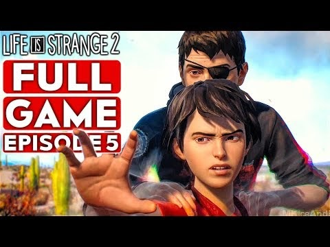 Life is Strange 2: Episode 5 Review | Story