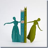 Cut book illustrations