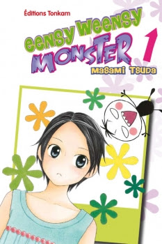 Couverture Eensy Weensy Monster, tome 1