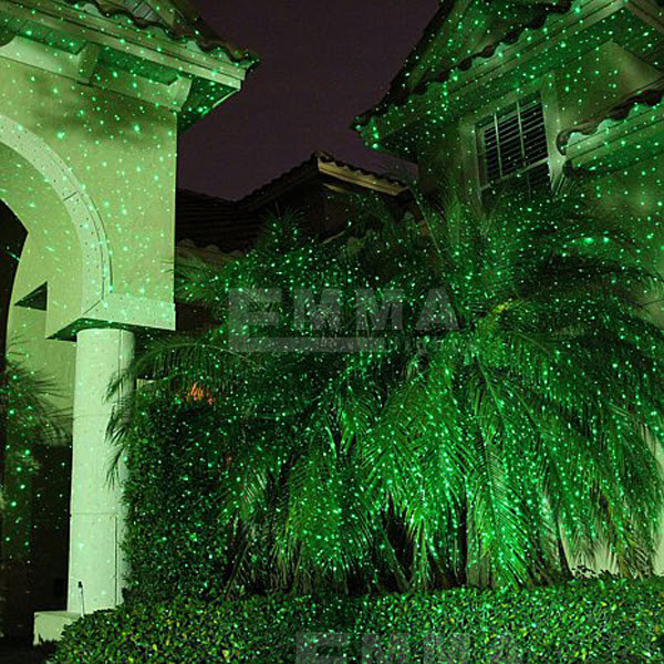 Outdoor green laser projectors/Landscape lighting/christmas decoration light
