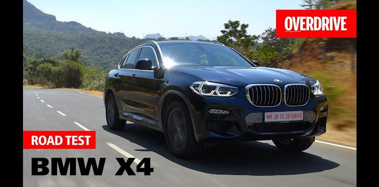 Bmw X4 Car Price In India