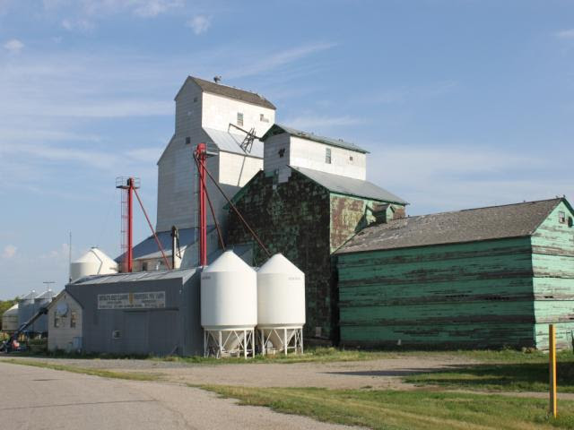 Sintaluta National grain elevator