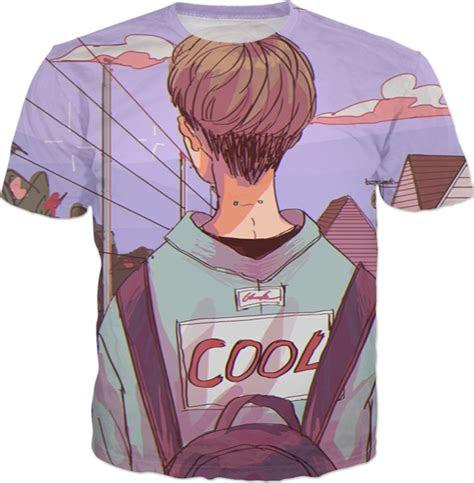 cool aesthetic anime boy