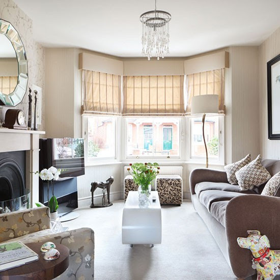 Living room   Be inspired by this stunning Victorian semi ...