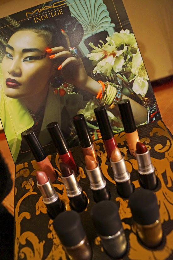 MAC Indulge Cosmetics