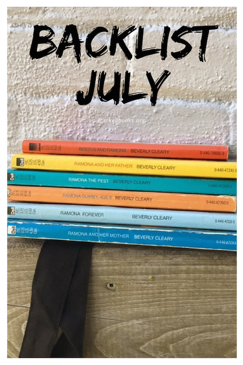 Backlist July